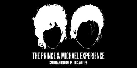The Prince and MJ Experience tickets