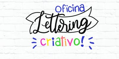 Oficina de Lettering Criativo