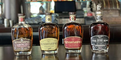 WhistlePig Whiskey Tasting & Pairing tickets
