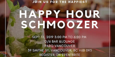 September Business Professionals Happy Hour Schmoozer - Friendship Connect! tickets