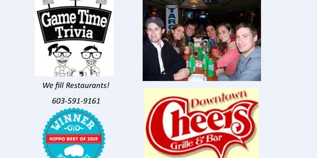 Game Time Trivia at Cheers tickets