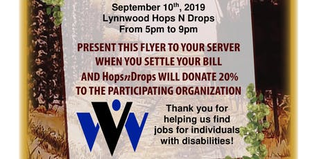 Fundraiser for Disability Employment tickets