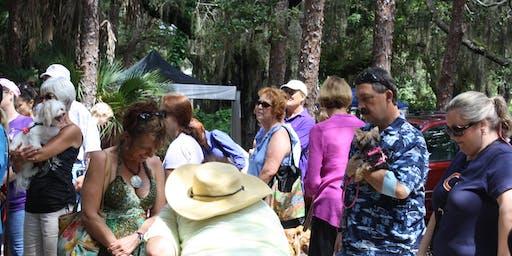 Unity of Sarasota Pet Blessing