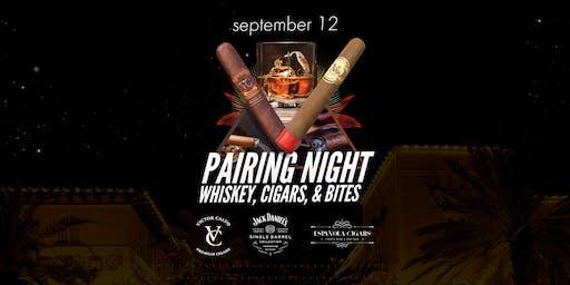 Victor Calvo & Jack Daniel's Pairing Night
