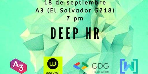 DeepHR: ¿para qué usamos la tecnología en recruiting?