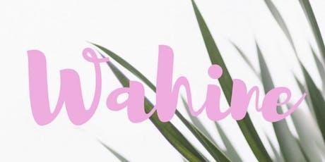 Wahine Workshop tickets