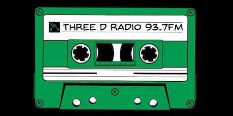 Three D Radio Information session tickets