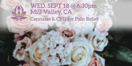 Ellementa Marin (Mill Valley): Cannabis and CBD For Pain Relief tickets