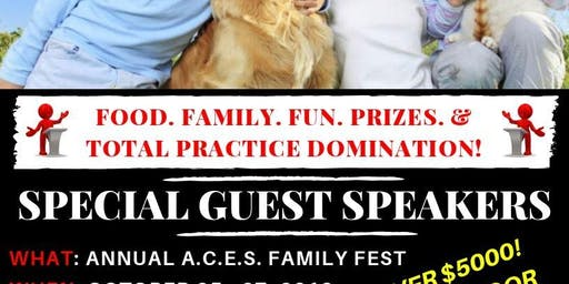 First Annual ACES Family Fest