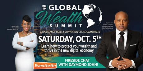 2019 Global Wealth Summit tickets