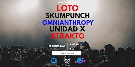 Indie Rock en El Mundano boletos