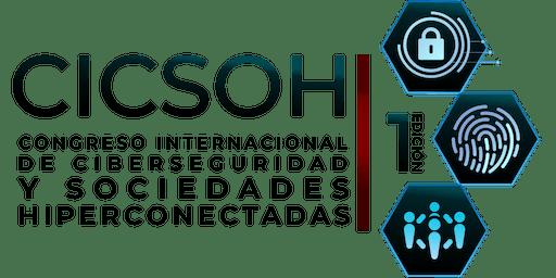 REGISTRO PAGO: I Congreso Internacional de Ciberseguridad y Sociedades Hiperconectadas (CICSOH 2019)