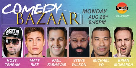 Michael Yo, Matt Rife, and more - Comedy Bazaar! tickets