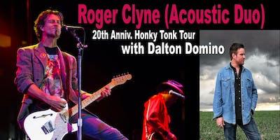 Roger Clyne (Acoustic Duo) w/ Dalton Domino  - 20th Anniv. Honky Tonk Tour