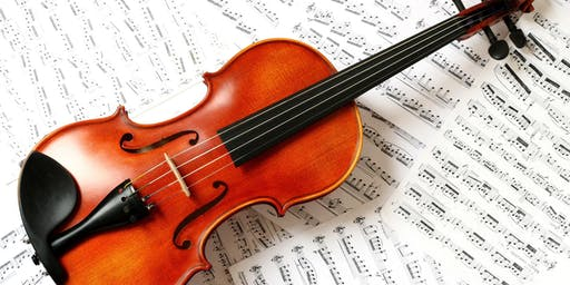Saturday Nite Live Violin Concert, Silent Auction and Wine Tombola