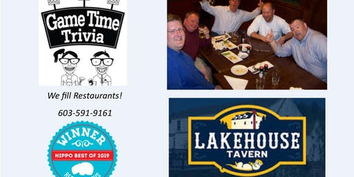 Game Time Trivia at the Lakehose Tavern