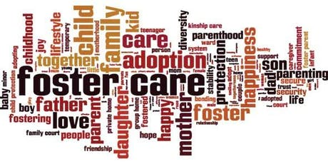 Foster Care Next Steps Event tickets