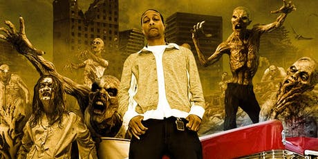 DJ QUIK Live!: The Quik & The Dead Halloween Bash & Costume Contest tickets