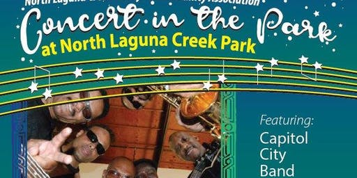 Concert at North Laguna Creek Park