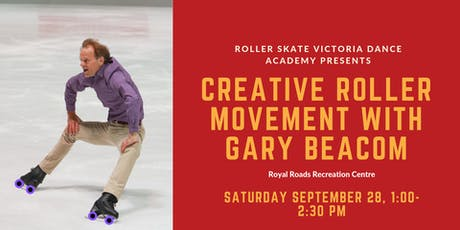 Creative Roller Movement with Gary Beacom tickets