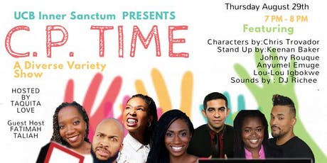 CP Time at UCB THEATER INNER SANCTUM CAFE tickets