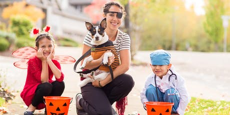 Pet Etiquette: Halloween Edition tickets