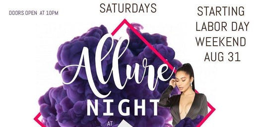 Allure Night at Red Moon