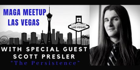 MAGA Meetup Las Vegas with Scott Presler Oct. 2nd tickets