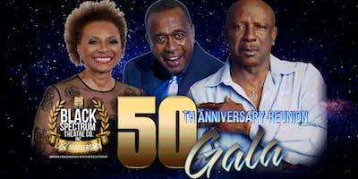 Black Spectrum Theatre 50th Anniversary Reunion Gala