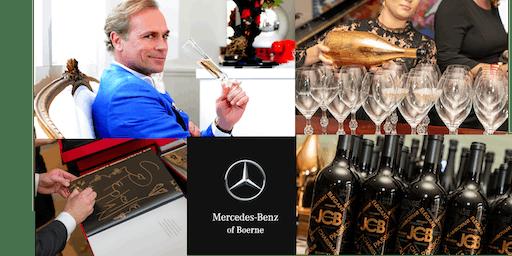 Five Senses Wine Tasting with Jean-Charles Boisset