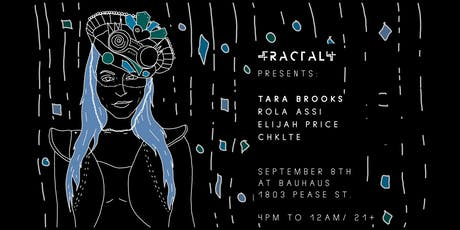 Fractal Four presents: Tara Brooks tickets