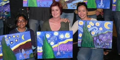Paint & Nibble in the Museum with Jeff Remmer