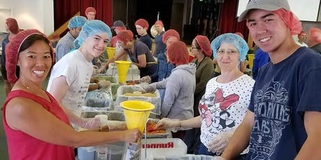 Rise Against Hunger Meal Packing (@ LDS) tickets