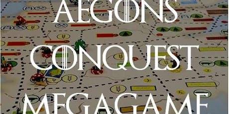 Aegon's Conquest Megagame tickets