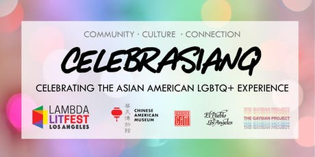 Celebrating the Asian American LGBTQ+ Experience tickets