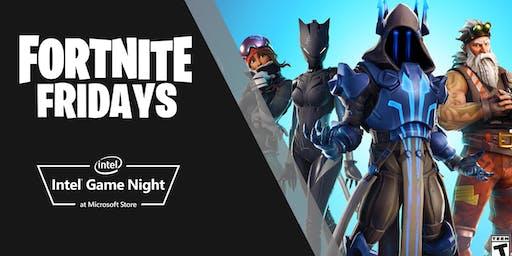 "Intel Game Night : Fortnite Fridays ""Solos"""