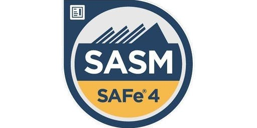 SAFe® 4.6 Advanced Scrum Master Certification Class Weekend - Falls Church