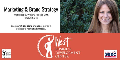 Marketing and Brand Strategy: Workshop & Webinar Series