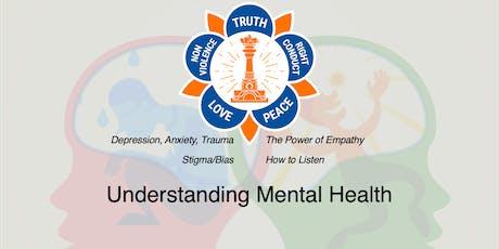 Understanding Mental Health tickets