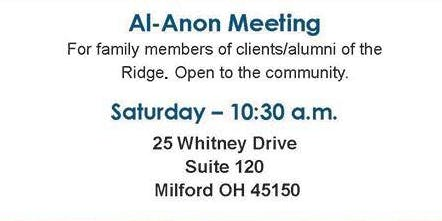 Al-Anon Family Group meeting