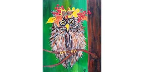 10/23 - Harvest Owl @ Sigillo Cellars, Snoqualmie tickets