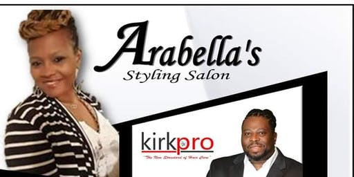 Beginners Loc Class - for Licensed Salon Professionals