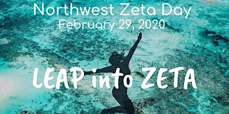 Northwest Zeta Day 2020 tickets