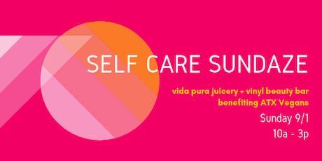 Self-Care Sundaze Market tickets