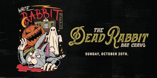 THE DEAD RABBIT BAR CRAWL