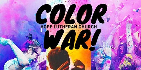 Youth Color War tickets