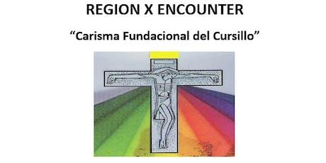 Carisma Fundacional del Cursillo tickets