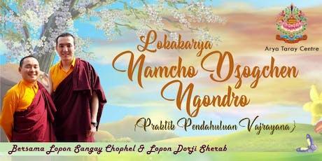 Lokakarya Namcho Dzogchen Ngondro tickets