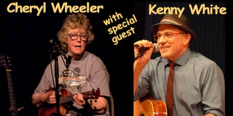 Coffee House Concert: Cheryl Wheeler & Kenny White tickets