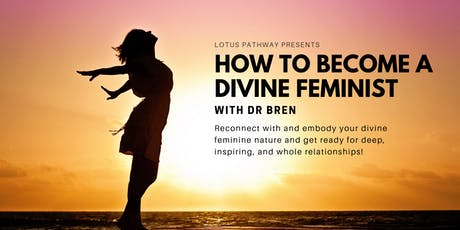 How to Become a Divine Feminist tickets
